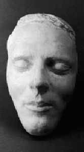 Joseph Smith death mask